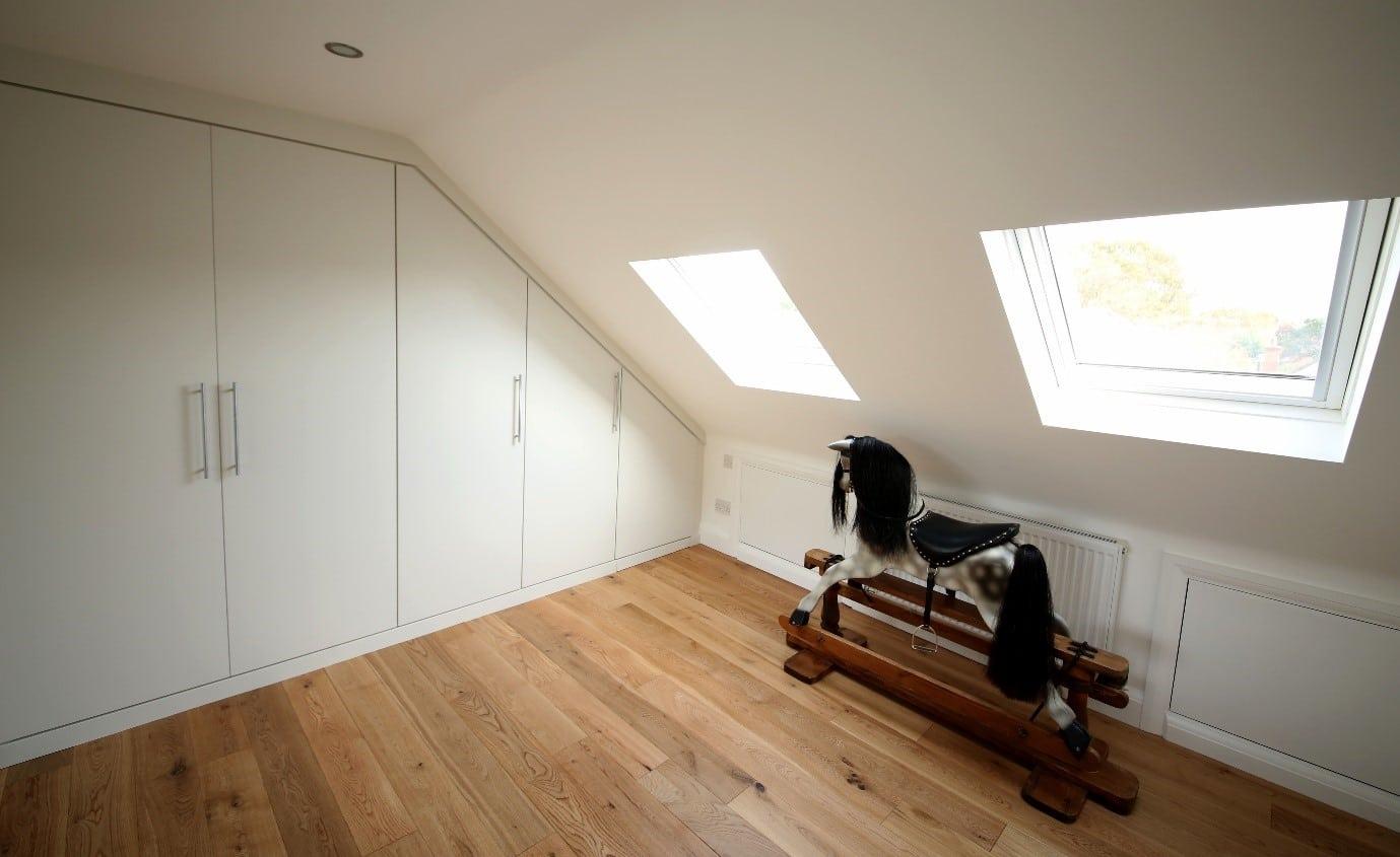 loft conversion on Verdayne Ave, Croydon