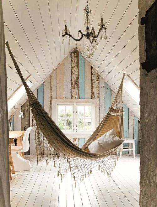 hammock loft conversion